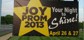 Joy Prom 2013 - April 26 and 27, 2013