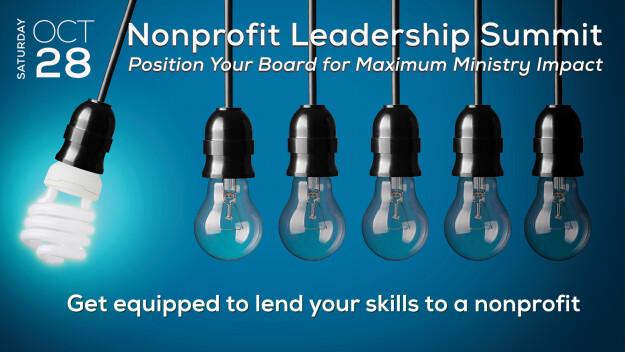 Non-Profit Leadership Summit