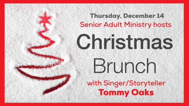 Senior Adults - Senior Adult Christmas Brunch and Program