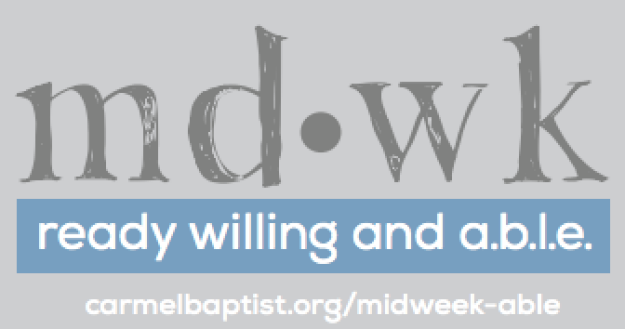 Midweek: Ready, Willing, A.B.L.E.