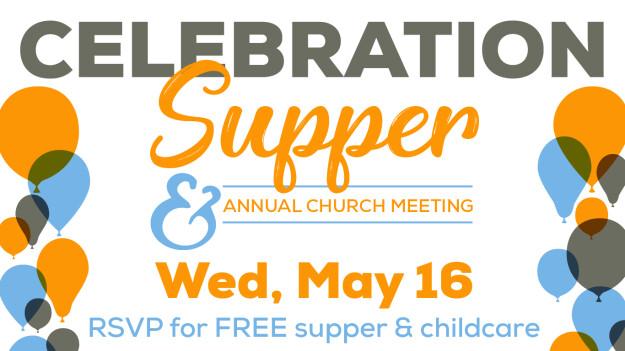 Annual Church Meeting