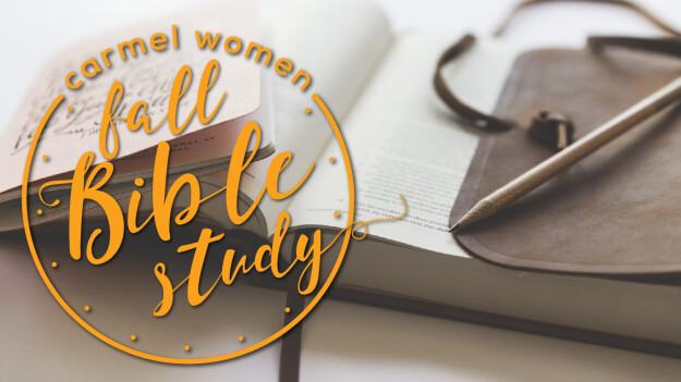 Women's Bible Study Registration