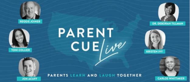Parent Cue Live 2018