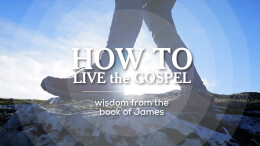 James: How to Be Wise with Your Wealth