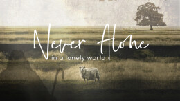 Never Alone - Our Shepherd is Generous