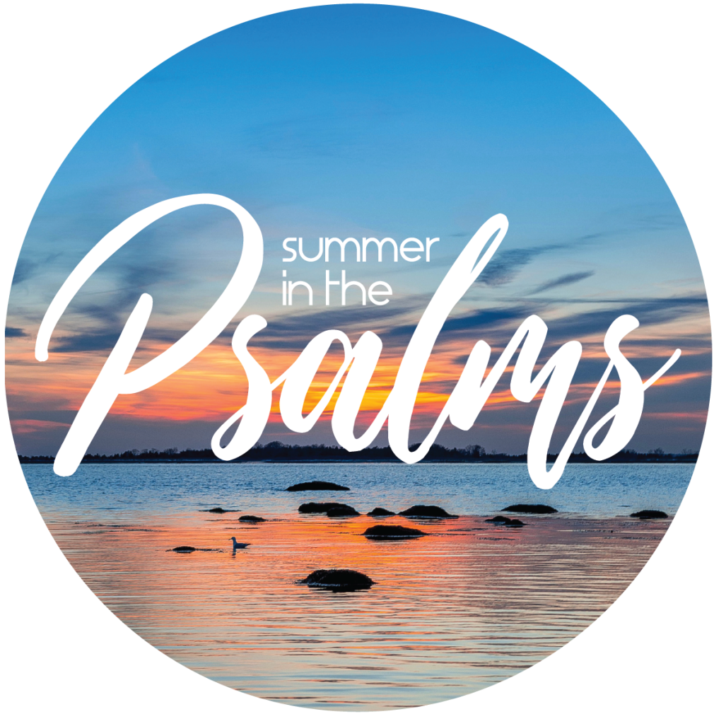 Sundays Online: Summer in the Psalms