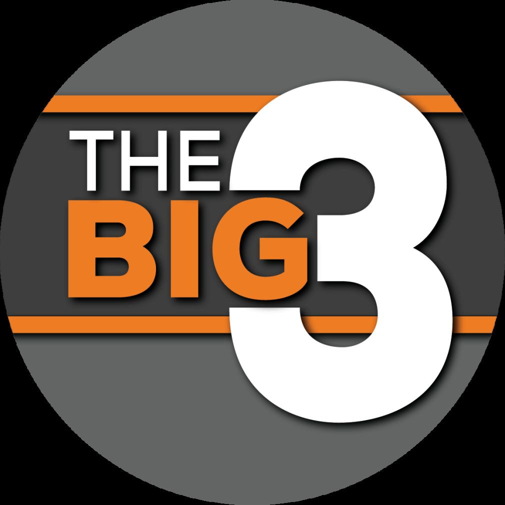 Sunday Morning Worship: The Big 3
