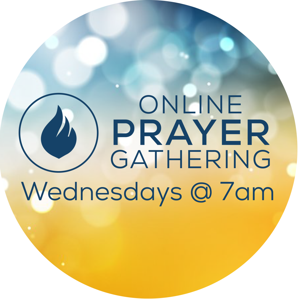 Online Prayer Gathering