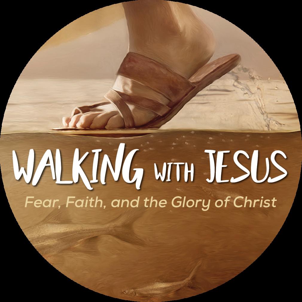 Sunday Worship: Walking with Jesus