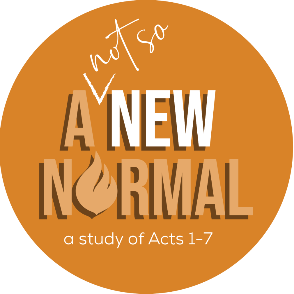 Sunday Worship: A Not so New Normal
