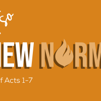 A Not So New Normal: A Study of Acts 1-7