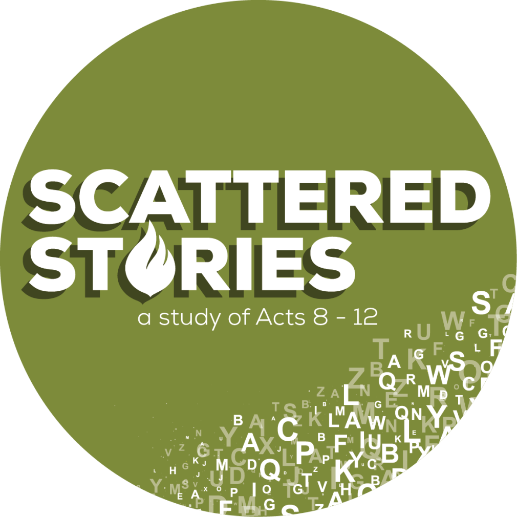 Sunday Worship: Scattered Stories