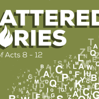Scattered Stories: A Study of Acts 8-12